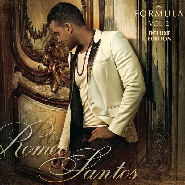 Romeo Santos - Fórmula, Vol. 2 (Deluxe Edition)  Cover