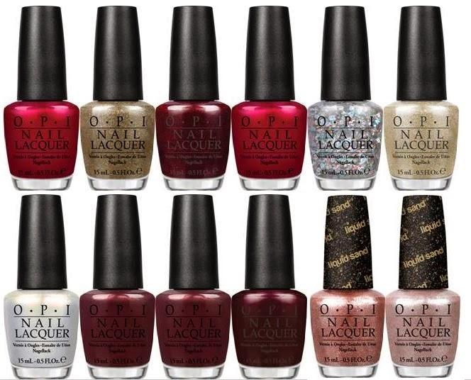 Nail & Polish: Mariah Carey Holiday Collection by OPI