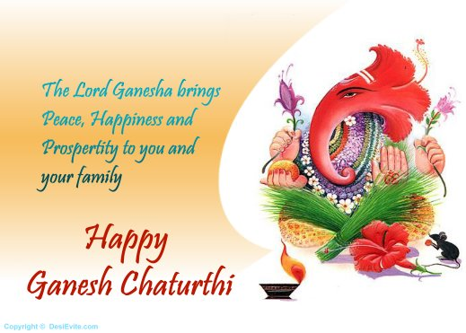 Ganesh Chaturthi Quotes Wishes and Messages
