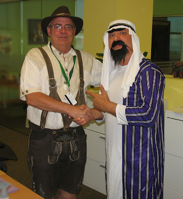 GotPrint halloween 2011 costumes arab