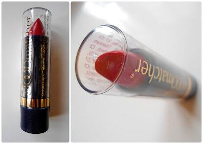 Fab Bag August 2015 Fran Wilson Moodmatcher Lipstick Red