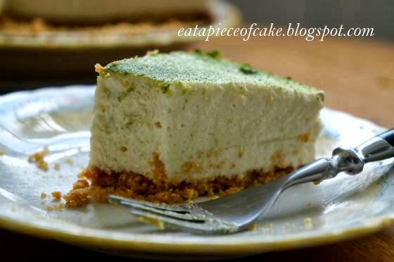 Piece of Cake: Soya Bean Tofu Cheesecake