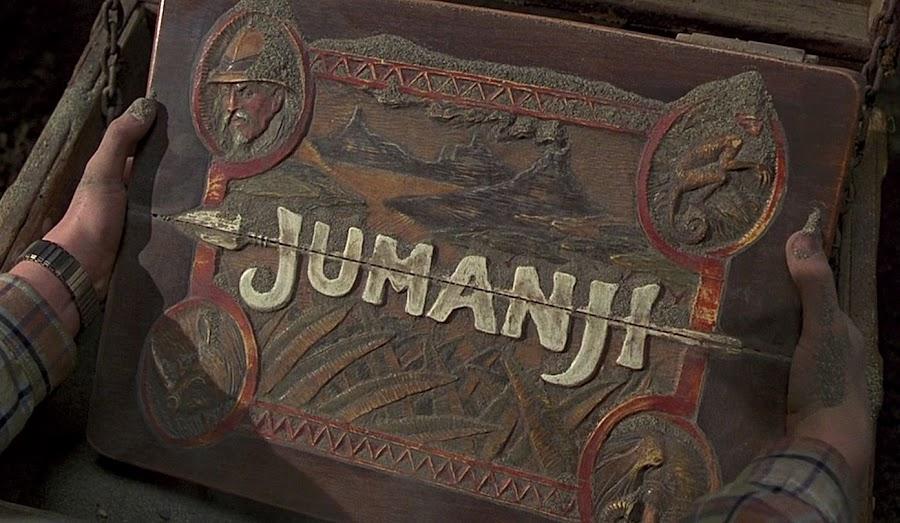 Jumanji 1995 mtvretro.blogspot.com