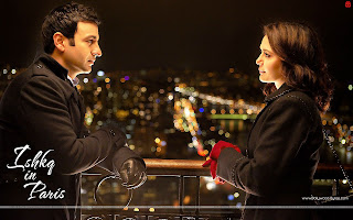 Ishkq In Paris Wallpaper Preity Zinta, Rhehan Malliek
