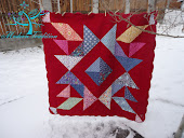 Diamond Star Quilt Pattern