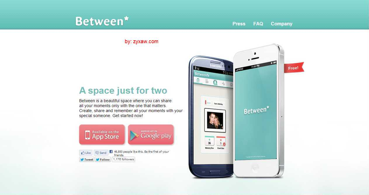 secure communication app
