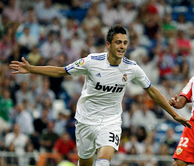 Joselu - Real Madrid Castilla (1)