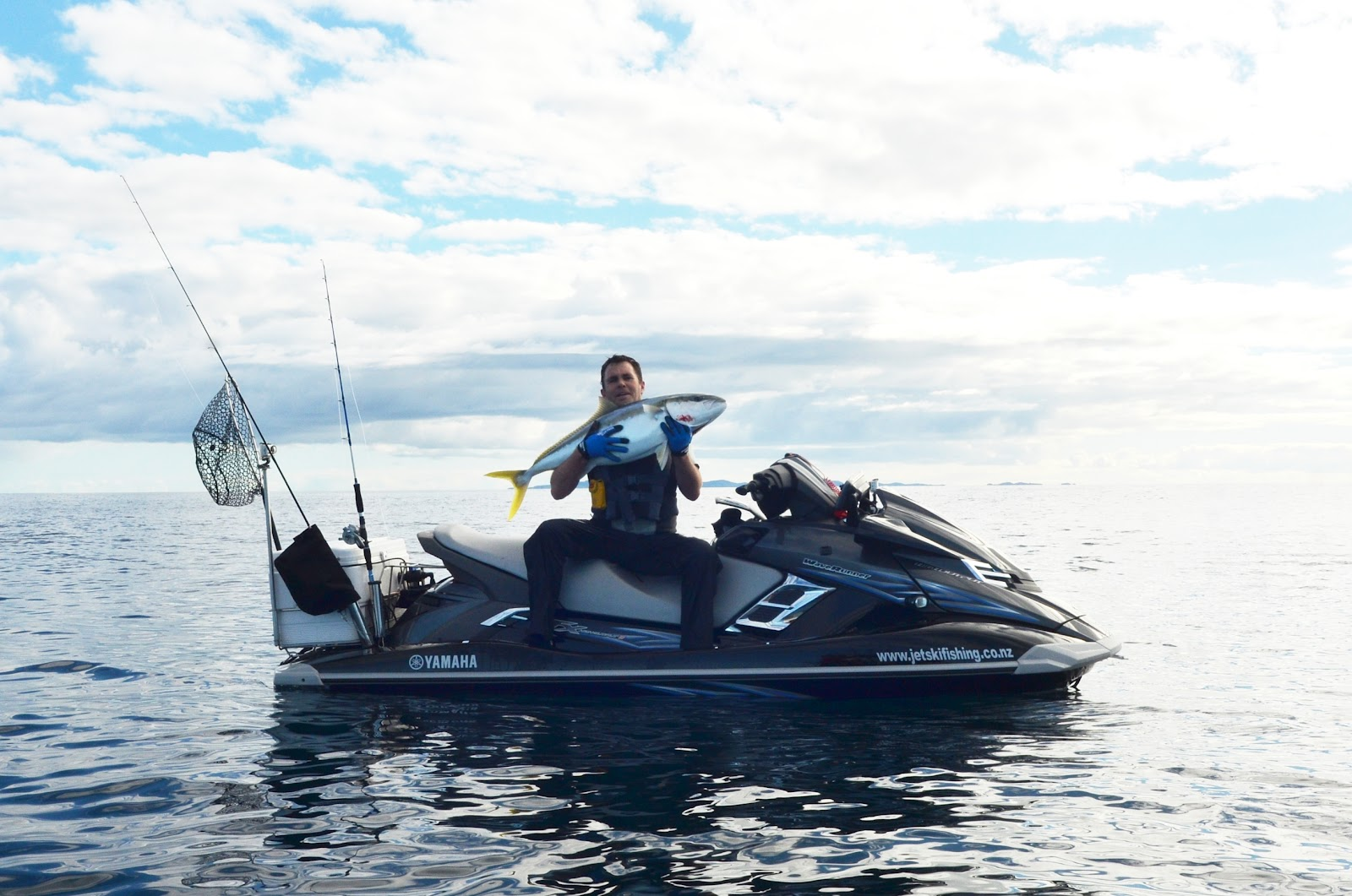 Jet ski fishing blog september 2012 for Best jet ski for fishing