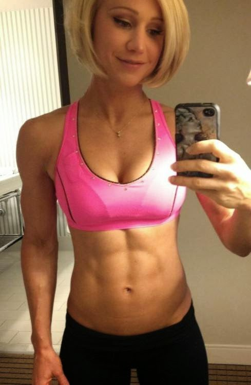 Jamie Eason Female Fitness Model Bodybuilding And