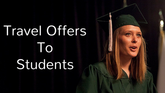 Attractive Travel Offers to Students