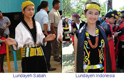 Suku Dayak Lundayeh