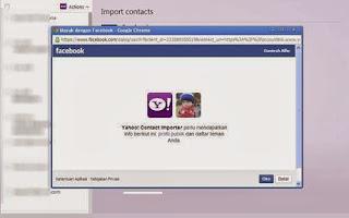 Cara Melihat Semua Email Asli Teman Facebook Yang Di Sembunyikan