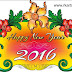 Happy New Year 2016 Title Design