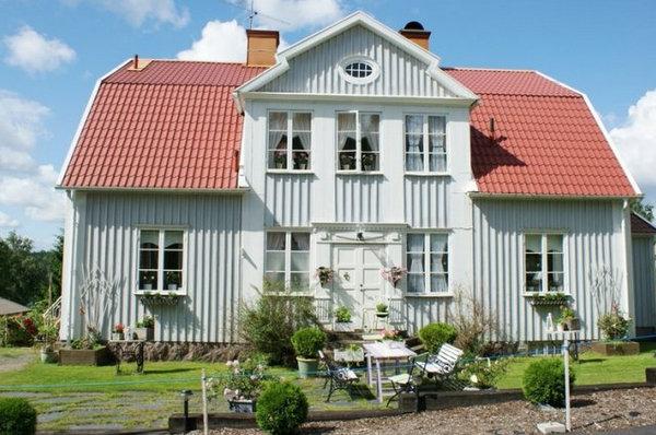 Hej tjorven zwedens lelijkste huis for Huis programma tv