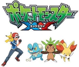 Pokemon XY TV Anime (TV-Tokyo)