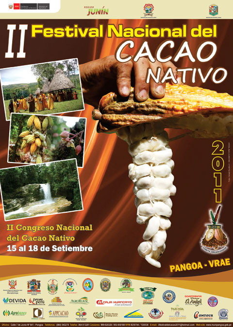 II Festival Nacional del Cacao Nativo