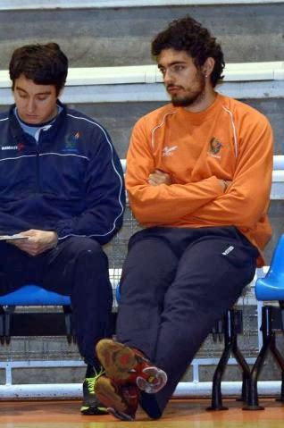 Juan Bar (ARG) se recupera tras operación de rodilla | Mundo Handball