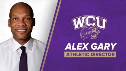 Welcome back to Cullowhee, Alex Gary