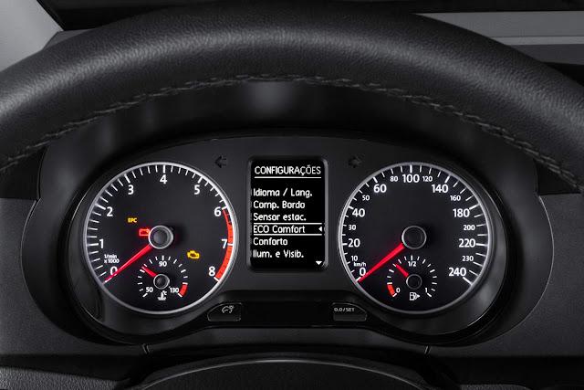 Novo VW Fox 2016 - sistema i-System