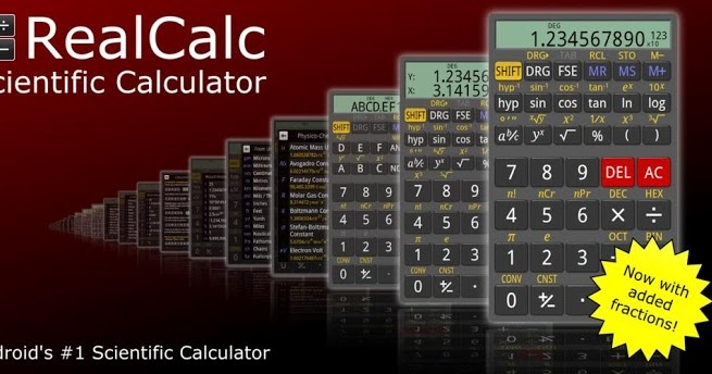 RealCalc Plus (Android)