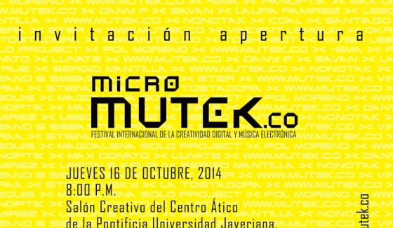 festival micromutek.co 2014