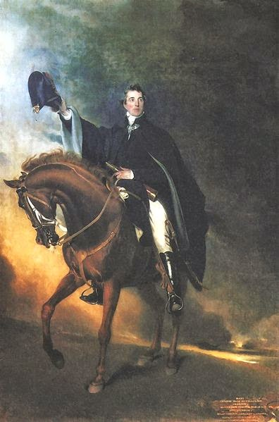The Duke of Wellington on Copenhagen by Thomas Lawrence