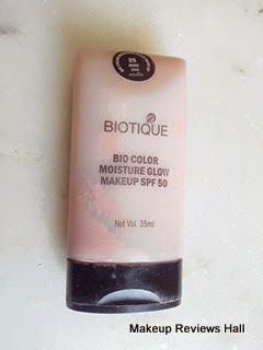 Biotique Moisture Glow Makeup