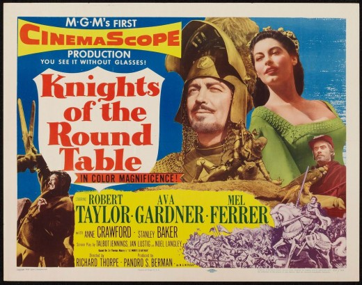 """Knights of the Round Table"" (1953)"