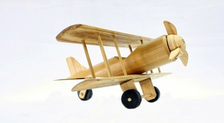 pesawat terbang bambu mainan helikopter bambu mainan pesawat terbang