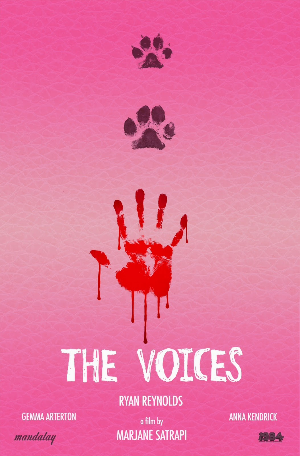 The Voices (2015)