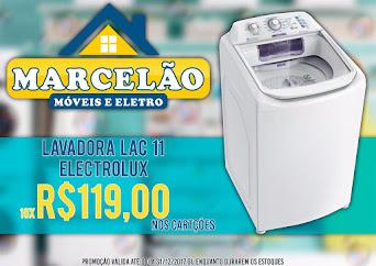 Marcelão Móveis e Eletros em Turvo - Duvido quem venda por menos.