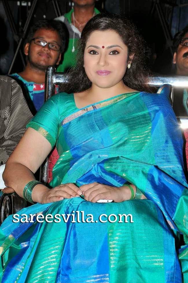 Meena at Drushyam Movie Press Meet