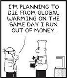 Dilbert Retirement