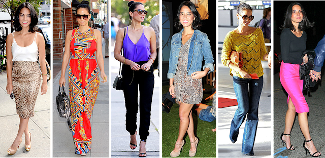 Olivia Munn, Fashion, style icon, the newsroom