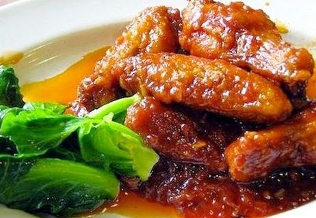 resep ayam asam manis pedas