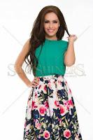 Bluza LaDonna Priceless Charm Turquoise (LaDonna)
