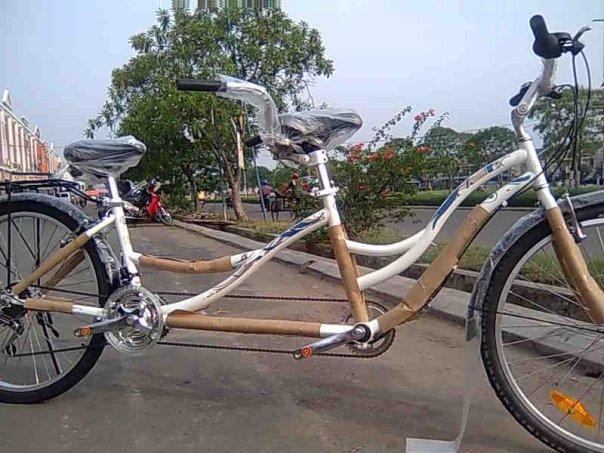 """Toko Sepeda Online Majuroyal: Jual Sepeda Tandem 26"""" multi"""