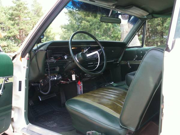 Plymouth Fury Iii Interior on Dodge Dakota Car