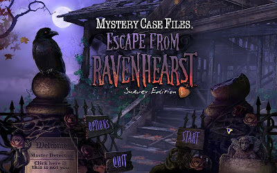 Mystery Case Files 8: Escape from Ravenhearst [BETA]