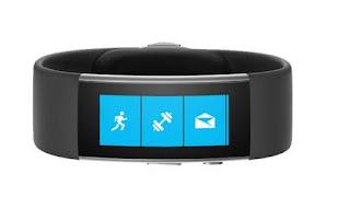 Η Microsoft παρουσίασε το βραχιόλι το «Band»