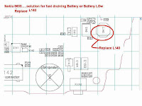 nokia 6600 battery problem