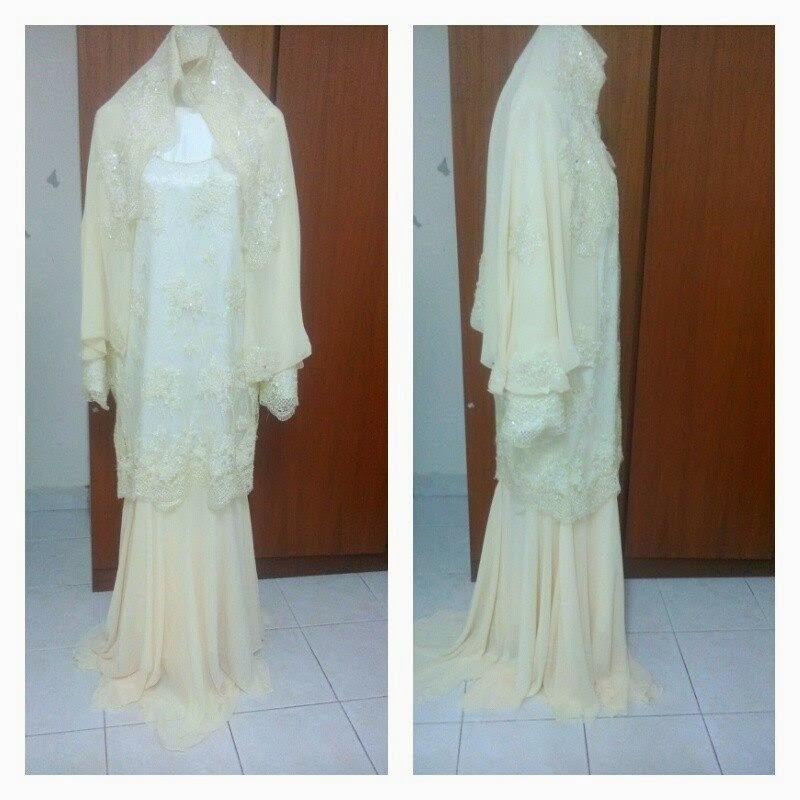 DRESS NIKAH(RM700)