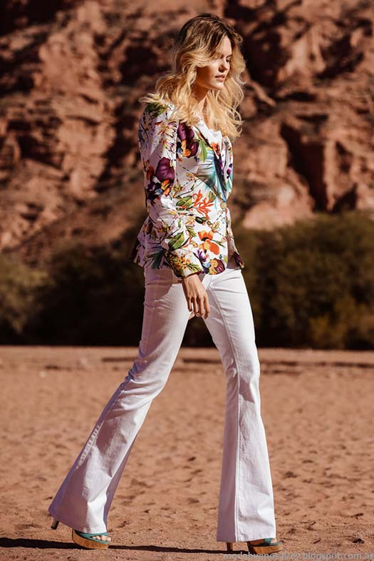 Moda primavera verano 2015. Markova primavera verano 2015 trajes de mujer.