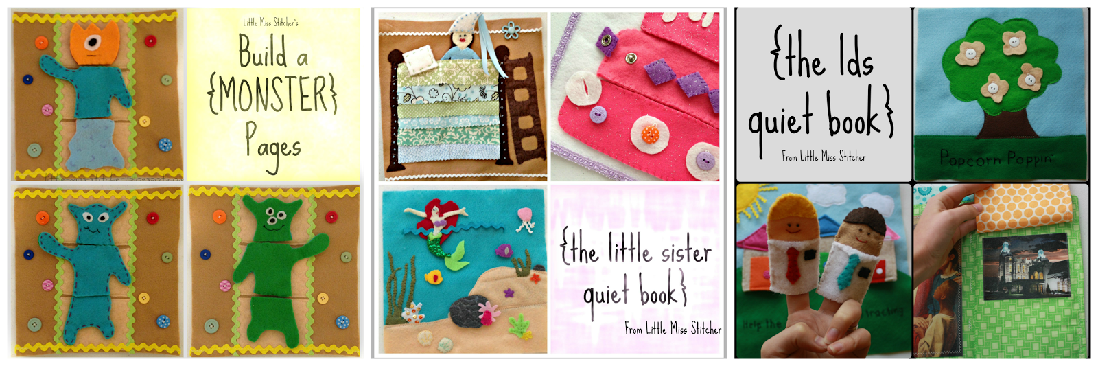 http://little-miss-stitcher.blogspot.com/2013/12/quiet-book-round-up-2013.html
