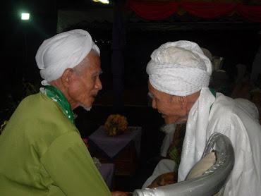 Syeikh Toyib dan Tn Guru Hj Ahmad