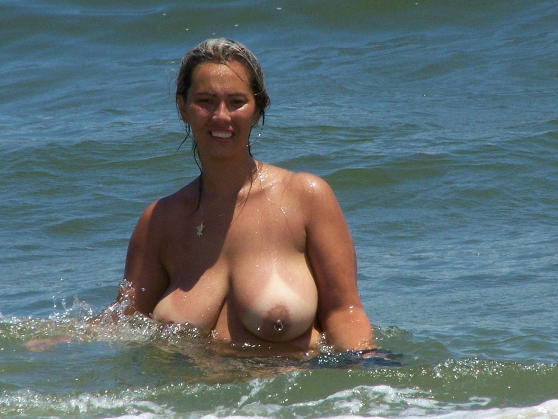 candid photos from the topless beach pounding my busty white
