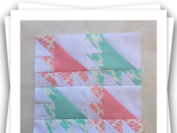 Chatelaine- Free BOW Sampler Quilt Block 62
