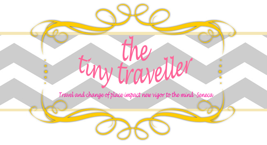 The Tiny Traveller