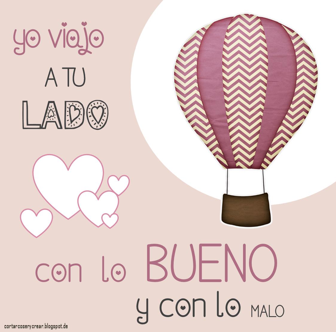 lámina romántica San Valentín