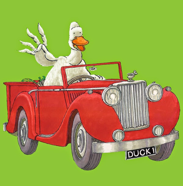 Town Council News: COMING SOON - Duck In The Truck